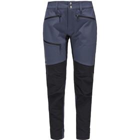 Haglöfs Rugged Flex Pantalones Mujer, dense blue/true black